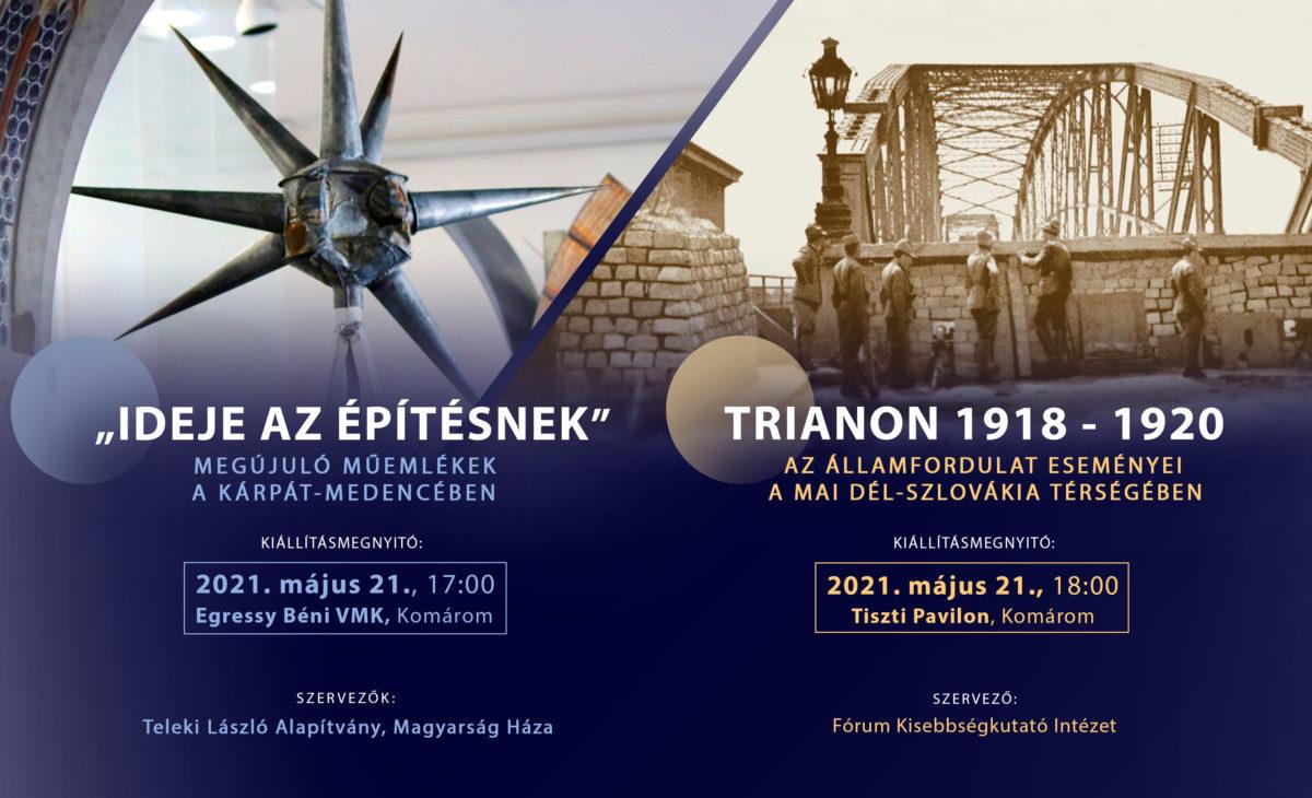 Trianon es Ideje az epitesnek boritokep web